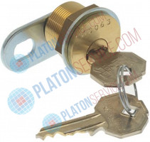 K-CYLINDER LOCK for coin box