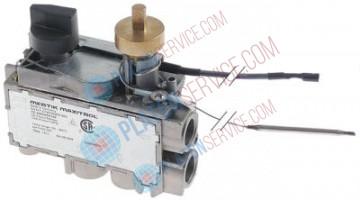 gas thermostat MERTIK type GV31T-C1A7AGK0-003 t.max. 340°C 100-340°C gas inlet bottom 3/8""