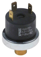 pressure control ø 38mm pressure range 0.2-1.2bar 10A 250V connection male faston 6.3mm 1CO