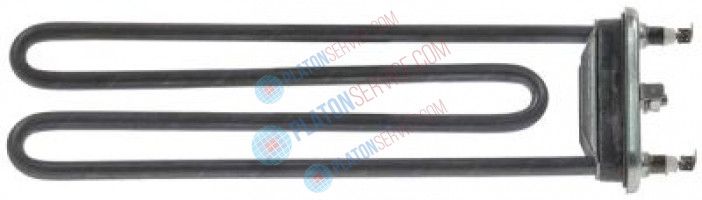 heating element 2000W 230V heating circuits 1 flange 70x18mm L 255mm W 68mm tube ø 8,5mm