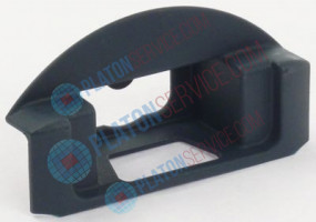 cover for catch L 90mm plastic RATIONAL