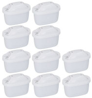 table water filter MAXTRA+ suitable for BRITA capacity  10pcs