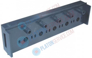 5 BUTTON CONTROL BOX