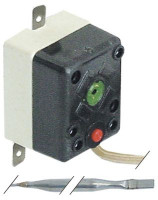 safety thermostat switch-off temp. 240°C 1-pole 16A probe ø 4mm probe L 84mm capillary pipe 400mm