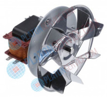 hot air fan 230V 47W 50/60Hz L1 73mm L2 28mm L3 29mm L4 87mm fan wheel ø 154mm FIME