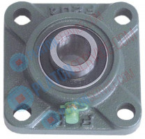 flange bearing type UCF204 shaft ø 20mm 4 hole flange hole distance 64mm H 33mm