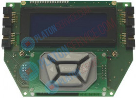 ELECTRONIC CIRCUIT BOARD DISPLAY dimensions 130x100 mm