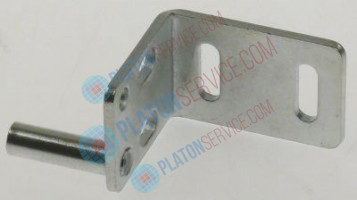 hinge mounting pos.  L 50mm W 33mm H 42mm mounting distance 27mm thickness 3mm bolt 32,5mm