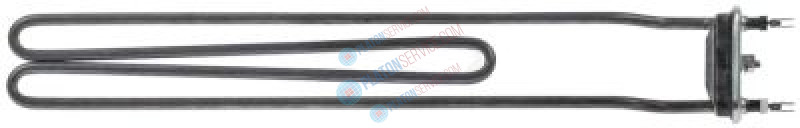 heating element 3700W 240V heating circuits 1 flange 70x18mm L 490mm W 65mm tube ø 8,5mm
