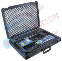 flue gas analyser type 500-1 CO2/O2/CO/C°/differential pressure
