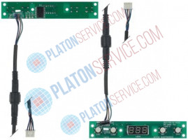 control PCB L 113mm W 20mm suitable for GGC2270 cable length 2300mm