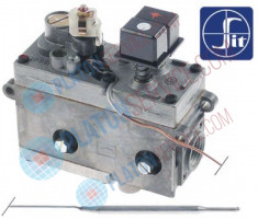 "gas thermostat SIT type MINISIT 710 t.max. 190°C 110-190°C gas inlet 1/2"" gas outlet 3/8"""