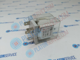 power relays Italiana Relè 230VAC 30A 1NO connection F6.3 bracket mounting