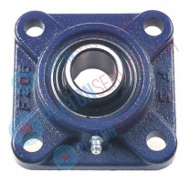 flange bearing type UCF205 shaft ø 25mm 4 hole flange hole distance 70mm H 36mm