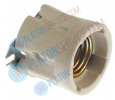 lamp socket socket E27 ø 52mm