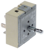 energy regulator 120V 13A single-circuit turn direction left shaft ø 6x4mm shaft L 23mm