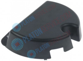 cover for boiler L 137mm W 110mm hole ø 8mm suitable for Wexiödisk WD-4S